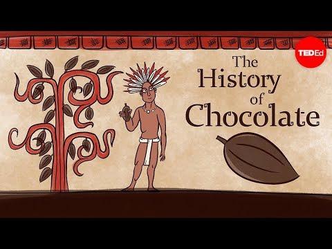 Historie čokolády - TED-Ed