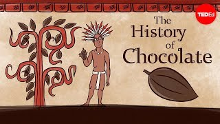 Deanna Pucciarelli & Addison Anderson - The History Of Chocolate