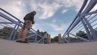 Albuquerque Office Park Commentary | FPV Freestyle