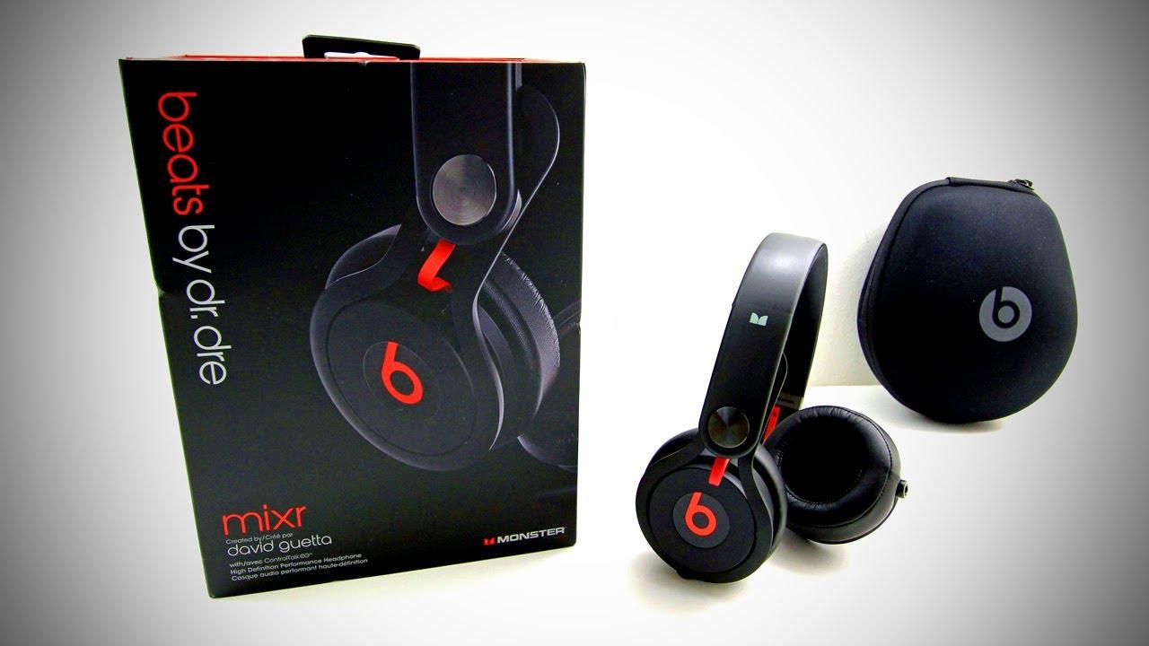 Beats By Dr Dre Beats MIXR Unboxing thumbnail