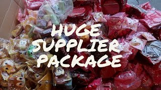 Another Huge Squishy Supplier Package! #2