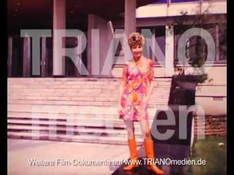 Mode 1960-1969 in den wilden 60er Jahren - unveröffentlichtes Amateurmaterial