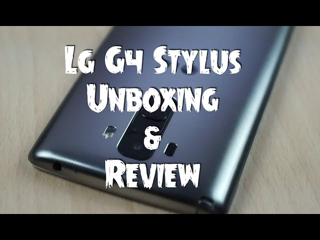 LG G4 Stylus specs, review, release date - PhonesData