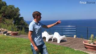 Video Alexander auf der Villa Bay Blue