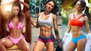 Female Fitness Workout Motivation 🔥 Super Fit Ladies 2020 💪