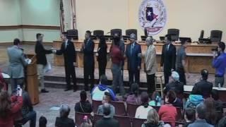 Socorro ISD Board of Trustees Meeting 1-17-17