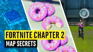 Fortnite Chapter 2 | 14 Map Secrets & Easter Eggs You Need To See