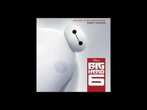 "Big Hero 6 Soundtrack Track 20. ""Reboot"" Henry Jackman"