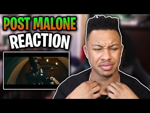 "Post Malone - ""Goodbyes"" ft. Young Thug Reaction Video"
