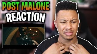 "Post Malone   ""Goodbyes"" Ft. Young Thug Reaction Video"