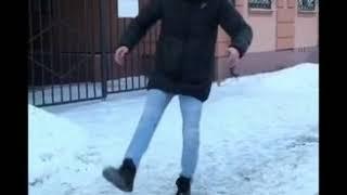 Популярные движения в реальной жизни // Видео из LIKE