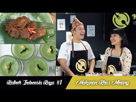 Kuliner Indonesia Kaya 1#: Masakan Minang