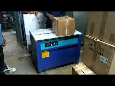Automatic Strapping Machine - Table Model