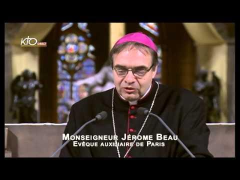"""""""Croire dans l'Eglise"""" par Mgr Jérôme Beau"""