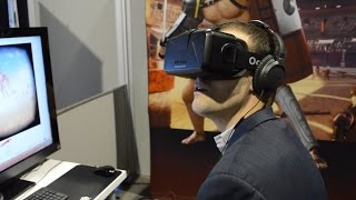 """Radical VR, """"Colosseum Lives"""" at AAM Expo 2015 Atlanta"""