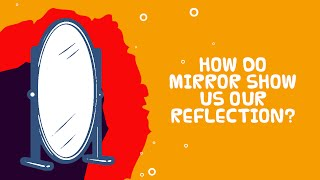 How do mirrors work? - Mirror facts for kids
