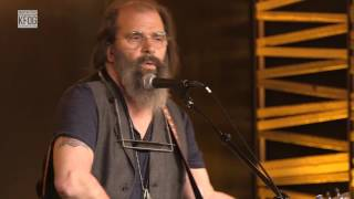 """KFOG Private Concert: Steve Earle - """"You're The Best Lover That I Ever Had"""""""