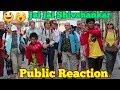 Nepalese Boyz Do #JaiJaiShivshankar Dance in Public | Epic Reaction | Hrithik Roshan & Tiger Shroff