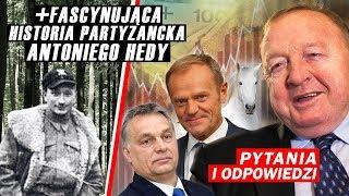 Stanisław Michalkiewicz: Kto zatańczy wesołego oberka z Donaldem Tuskiem? [Q&A#15]