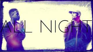 NEW!! Jeremih x Chris Brown Type Beat - All Night (GIMI Productions)