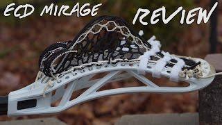 ECD Mirage Lacrosse Head Review
