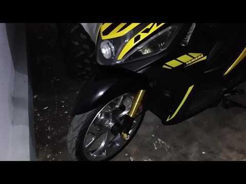Video Mio M3 modifikasi Kayong Utara