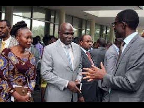 IEBC Chairman Wafula Chebukati is back to Supreme Court