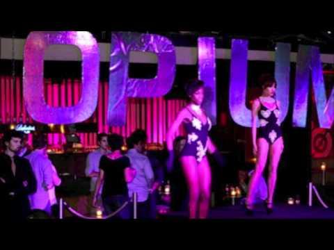 OpiumMar una discoteca exclusiva en Barcelona