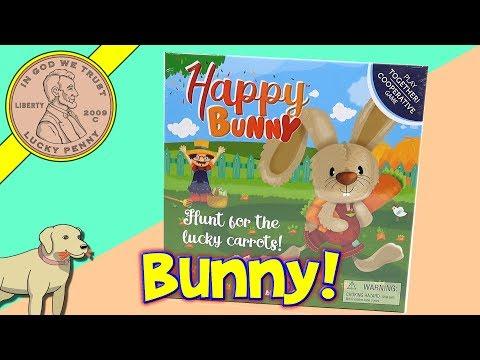 Happy Bunny Cooperative Family Game!