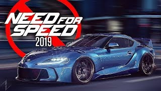 NEED FOR SPEED 2019 NOT AT E3!?