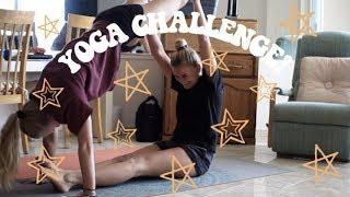 YOGA CHALLENGE! 2018
