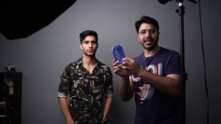 5 CREATIVE Photography Ideas For Indoor Portrait Photoshoot (in Hindi)