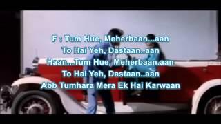 Main Agar Kahoon Karaoke - YouTube