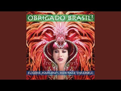 Obrigado Brasil! online metal music video by EUGENE MARLOW