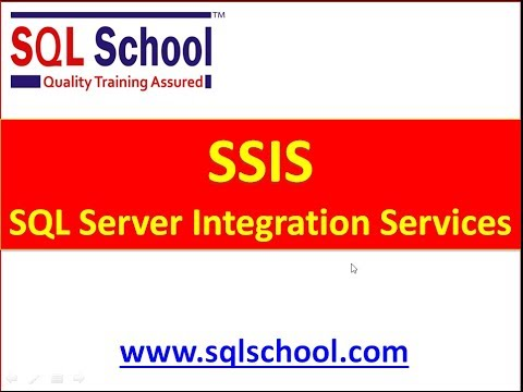 SSIS Training From SQL School - YouTube