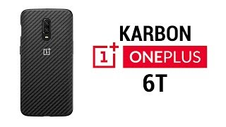Оригинальный чехол Karbon для OnePlus 6T за 14$