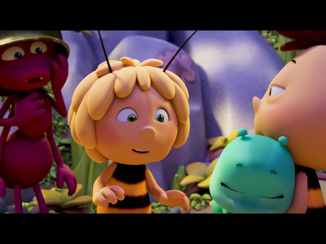 Maya the Bee - The Golden Orb - 30 sec. Movie Trailer
