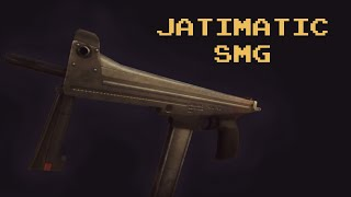 Jatimatic SMG for Fallout New Vegas