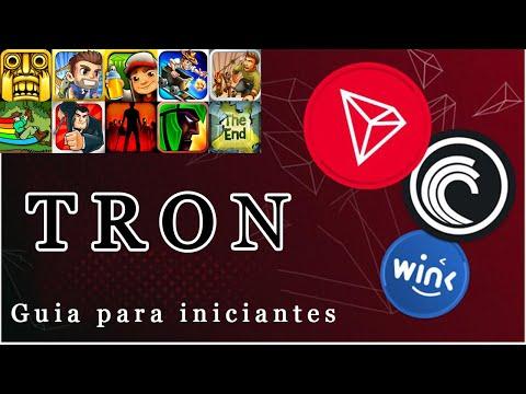 Guia Para Iniciantes Sobre a Rede Tron , Staking , Dapps + Airdrop Tronlink ! 🚀