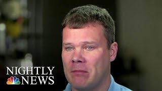 Father Of Timmothy Pitzen Speaks Out: 'You Can't Give Up Hope' | NBC Nightly News