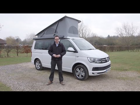 The Practical Motorhome Volkswagen California Ocean review