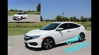 NEW CAR TOUR | 2018 Honda Civic Touring