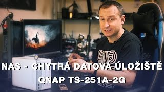 QNAP NAS: Jak na datová úložiště s Mikolášem Tučkem!