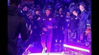 Opening Night Introductions   New York Knicks   MSG Networks