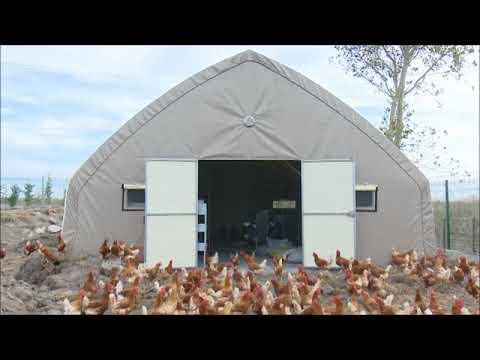Çadır'da Tavuk Kümesi Kullananlar Memnun Detaylı Bilgi İçin 0533 664 17 01
