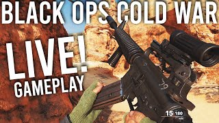 Call of Duty Black Ops Cold War Multiplayer Gameplay - LIVE!