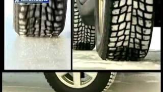 Michelin Latitude X-Ice North рекламный ролик