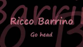 Ricco Barrino - Go head [NEW 2010]