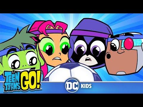 Teen Titans Go!   Sports Day!   DC Kids