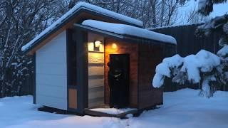Modern Dog House Build